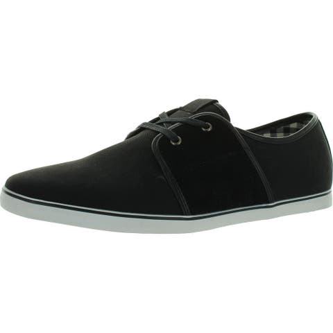 Arider Ben-02 Mens Mixed Material Low-Top Fashion-Loafers Shoes
