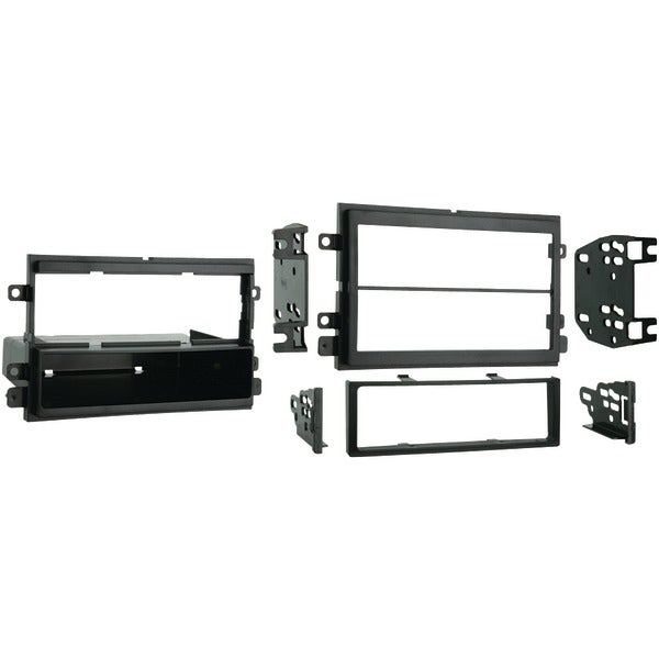 Metra 99-5807 2004-2010 Ford(R) F150/Lincoln/Mercury Single- Or Double-Din Installation Kit