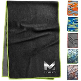 """Mission Athletecare HydroActive Max Large Cooling Power Towel - 11"""" x 33""""