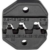 Klein Tools Die Set f/Non-Insulated or Open Barrel Terminals - VDV205-036