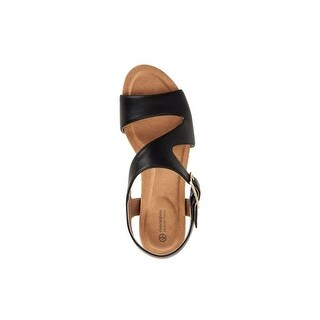 Link to Giani Bernini Womens Belinaa Open Toe Casual Slingback Sandals Similar Items in Women's Shoes