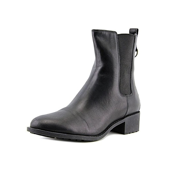 Cole Haan Womens Daryl Chelsea Boots Waterproof Round Toe