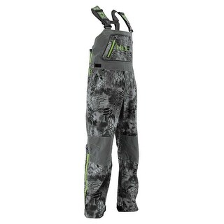 Huk Men's Kryptek All Weather Kryptek Raid Medium Bib