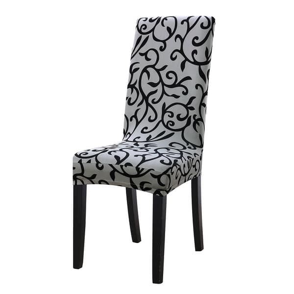 Awe Inspiring Shop Stretchy Dining Chair Cover Short Chair Covers Washable Pdpeps Interior Chair Design Pdpepsorg