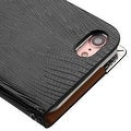Insten Leather Crocodile Skin Case Cover with Wallet Flap Pouch/ Diamond For Apple iPhone 7 - Thumbnail 3