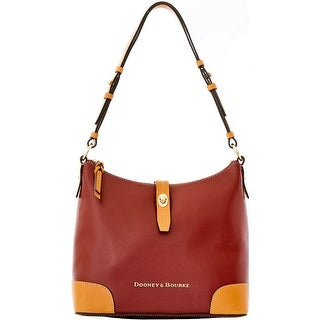 Dooney & Bourke Claremont Hobo (Introduced by Dooney & Bourke at $248 in Jul 2016) - Cranberry