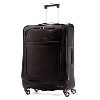 American Tourister Ilite Max Softside Spinner 25 - Black