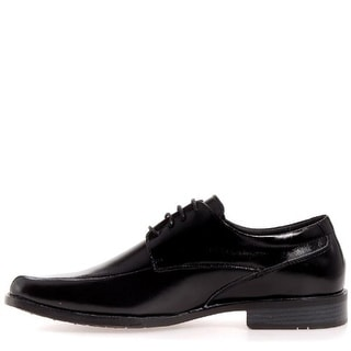 Stacy Adams Mens Canton Leather Laces Oxfords - 7.5 medium (d)
