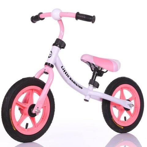 Speed Freak Push Bike & Balance Bike With Adjustable Seat