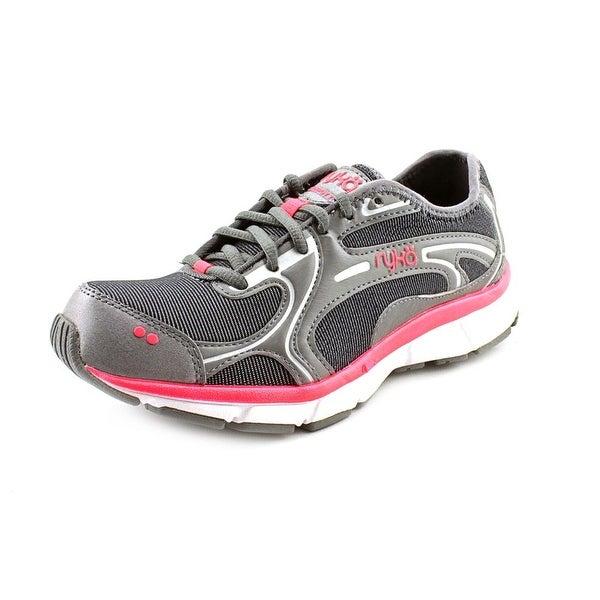Ryka Prodigy 2 Women W Round Toe Synthetic Gray Running Shoe