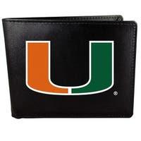 Miami Hurricanes Bi-Fold Wallet