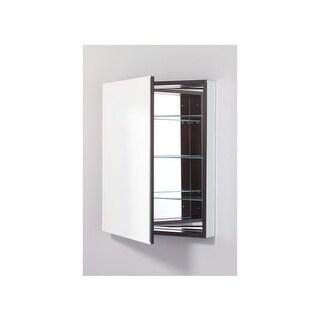 """Robern PLM2430BLE PL Series 30"""" x 23-1/4"""" x 4-5/8"""" Left-Hand Single Door Medicin"""