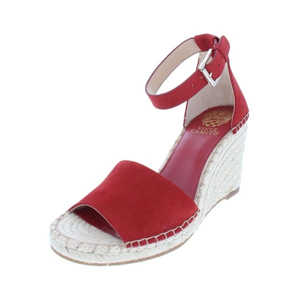 16254177a6c Shop Vince Camuto Womens Leera Espadrilles Wedges - Free Shipping ...
