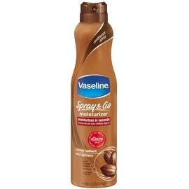 Vaseline Spray & Go Moisturizer, Cocoa Radiant, 6.5 oz