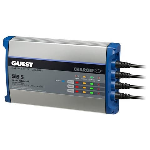 Guest ChargePro On-Board Battery Charger ChargePro On-Board Battery Charger