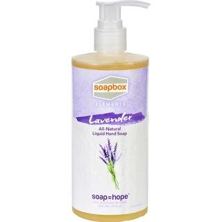 Soapbox Soaps - Lavender Liquid Hand Soap ( 2 - 12 FZ)