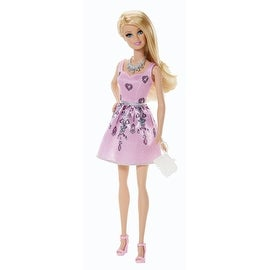 Fashionista Barbie Doll, Light Pink Dress