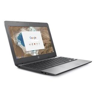 """HP Chromebook 11-v010 11.6"""" - Intel Celeron N3060 1.6GHz, 4GB RAM, 16GB eMMC, Chrome OS (Refurbished)"""