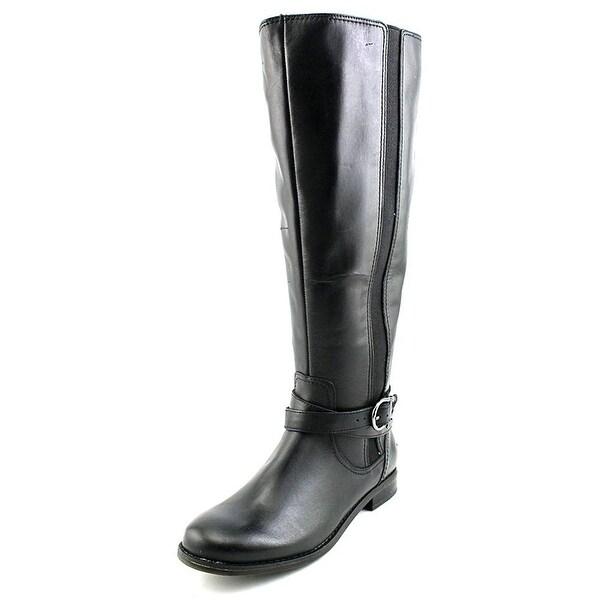 Sperry Top Sider Women's Cedar Wide Calf Leather Knee High Boot - 6.5