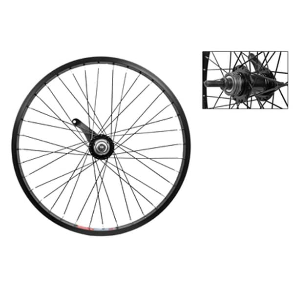 Shop Wheel Master Rear Bicycle Wheel 20 x 1.75 36H, Alloy, Bolt On on