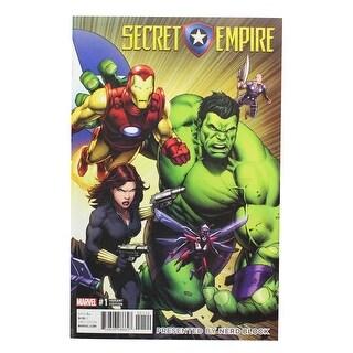 Marvel Comics Secret Empire #1 (Nerd Block Exclusive Cover) - multi