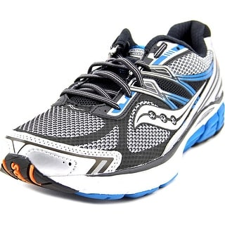 Saucony Omni 15 Men  Round Toe Synthetic Silver Running Shoe