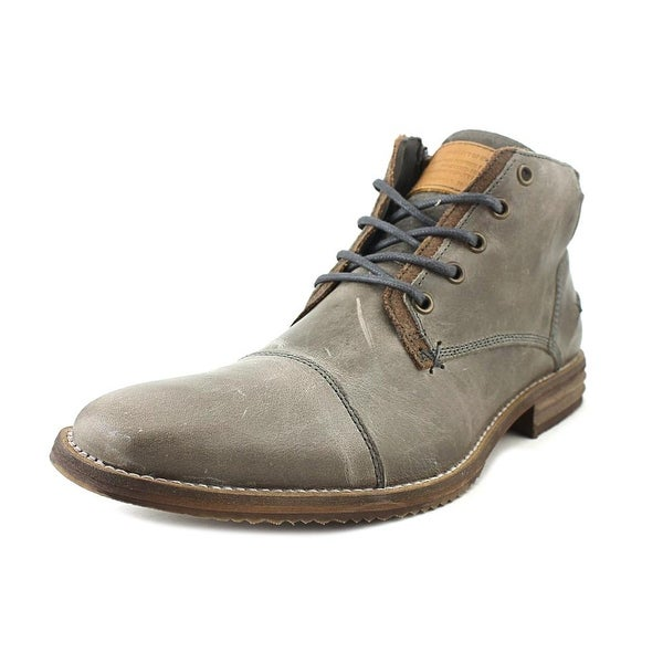 Shop Bull Boxer Diever Gray Boots Free Shipping Today