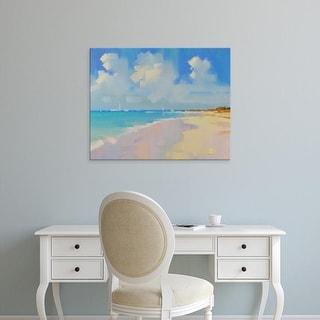 Easy Art Prints Alex Hook Krioutchkov's 'Playa 8' Premium Canvas Art