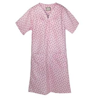 Ten West Apparel Women's Short Sleeve Duster Robe