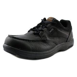 Dunham Exeter Low Men 4E Round Toe Leather Hiking Shoe