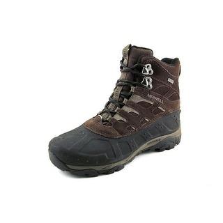 Merrell Moab Polar Round Toe Leather Winter Boot