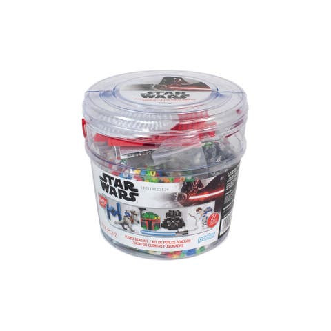 Perler Fused Bead Kit Bucket Large Star Wars - Medium