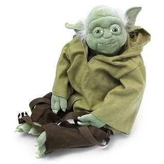Star Wars Backpack Buddies Yoda - Multi
