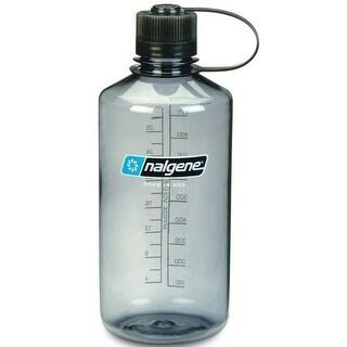 Nalgene Tritan Narrow Mouth 32 oz. Water Bottle - Gray