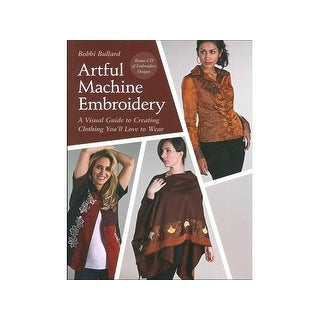 C&T Artful Machine Embroidery Bk