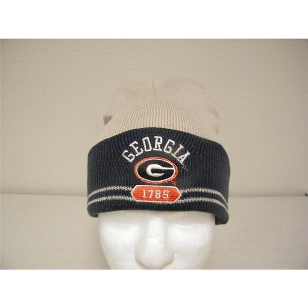 5a7534da3 Shop georgia bulldogs adult one size beanie hat starter free jpg 600x600  Georgia bulldog crochet hat