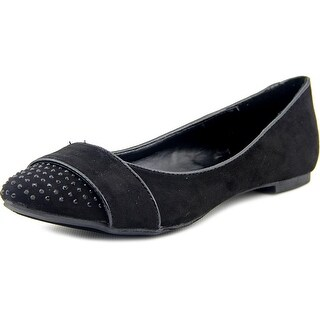 Report Bodhi Women Pointed Toe Synthetic Flats