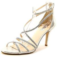 INC International Concepts Womens GEMM2 Open Toe Special Occasion Ankle Strap...