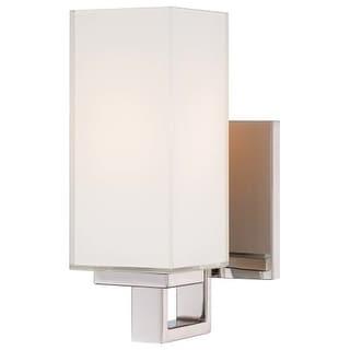 "Kovacs P1702-613 1 Light 9"" Tall Wall Sconce"
