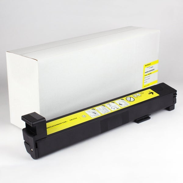 Re Premium Brand replacement for HP 824A CB382A Yellow Toner WB (21,000 Yield)