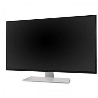 "Viewsonic Vx4380-4K 43"" 4K Ips 2160P Frameless Led Monitor Hdmi, Displayport"