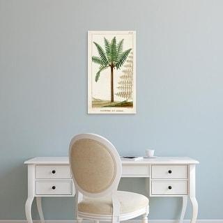 Easy Art Prints Turpin's 'Turpin Exotic Palms III' Premium Canvas Art