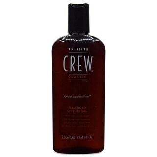 American Crew Firm Hold Styling Gel 8.4 fl oz