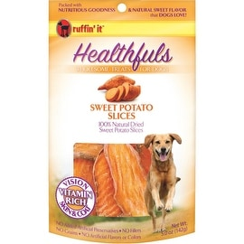 Ruffin' it 5Oz Swt Poto Dog Slices