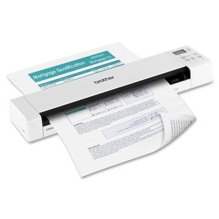 """Brother DS-920DW Brother DSMobile DS-920DW Sheetfed Scanner - 600 dpi Optical - 24-bit Color - 8-bit Grayscale - 8 - 8 - USB"""
