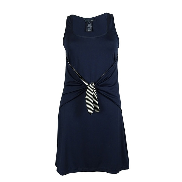 Tommy Hilfiger Women's Core Bathing Suit Coverup Dress