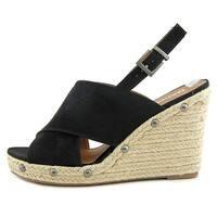 MADELINE girl Womens melon Open Toe Casual Platform Sandals