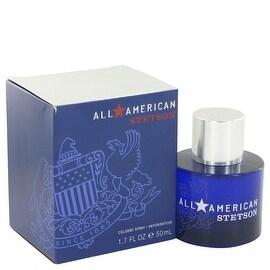 Stetson All American by Coty Cologne Spray 1.7 oz - Men