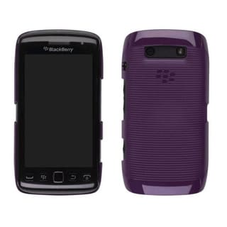 OEM Blackberry Hard Shell Plastic Case for Blackberry Torch 9860/9850 (Purple)