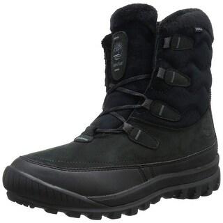 Timberland Women's Woodhaven Mid Waterproof Insulated Winter Boot - 5